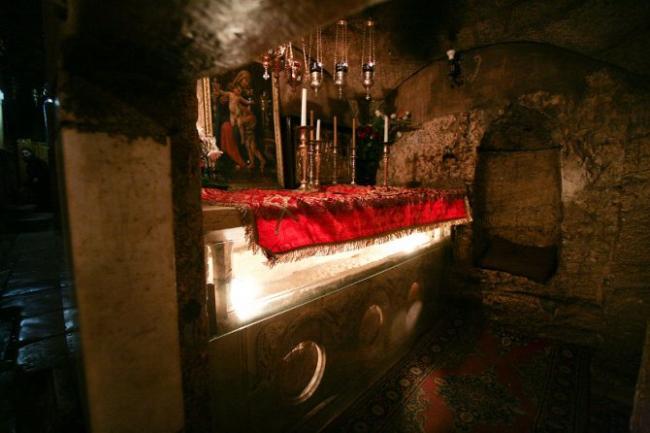 Grobnica Presvete Bogorodice Getsimanija Jerusalim